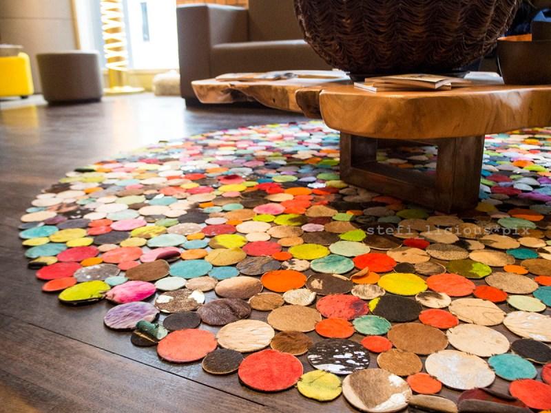 teppich im foyer