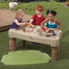 Step2 Table And Chairs With Umbrella Nichols Stone Windsor Chair Top Toys For Summer Birthdays Blog