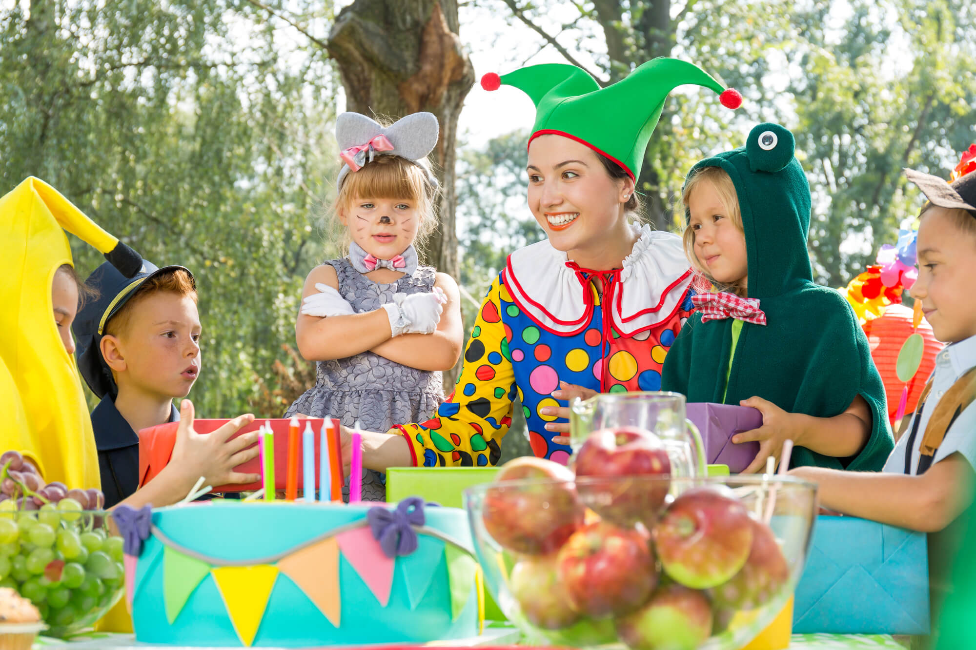 5 Fall Birthday Party Activities Your Kids Will Love