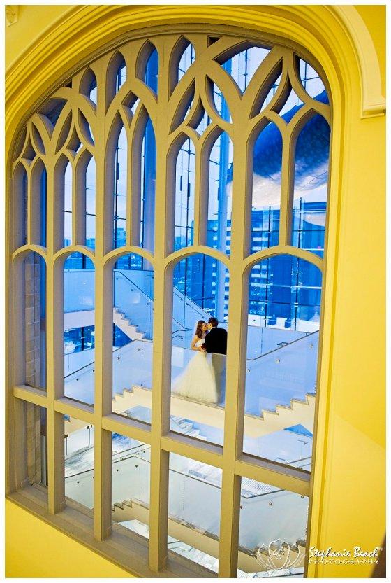 Ottawa Museum of Nature Wedding