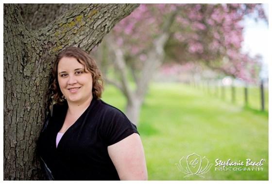 Stephanie Beach Photography Ottawa Arboretum Portraits