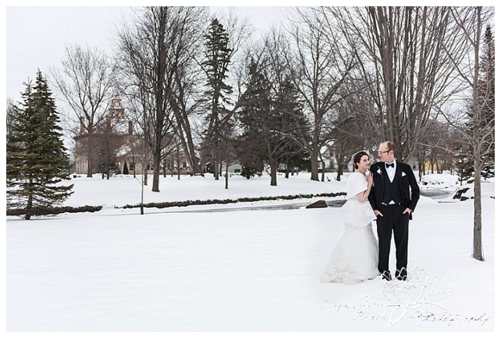 Perth Stewart Park Winter Wedding Photography Stephanie Beach Photography