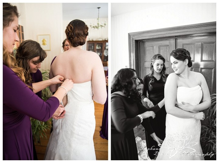 Smiths Falls Winter Wedding Stephanie Beach Photography 08