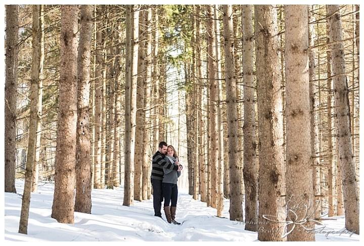 Ottawa Winter Engagement Session Stephanie Beach Photography 03