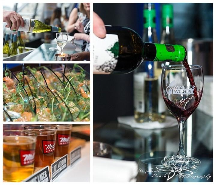 Make A Wish Wine for Wishes Stephanie Beach Photography 2016 1