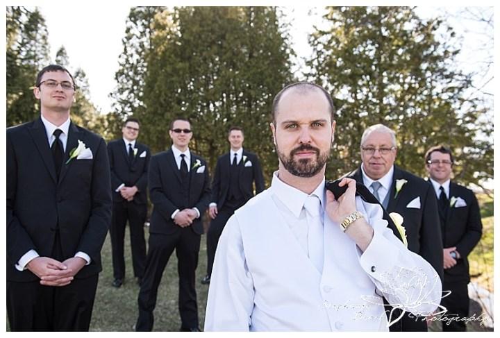 Andrew Haydon Park & Delta Hotel Wedding Photography Stephanie Beach Photography-25