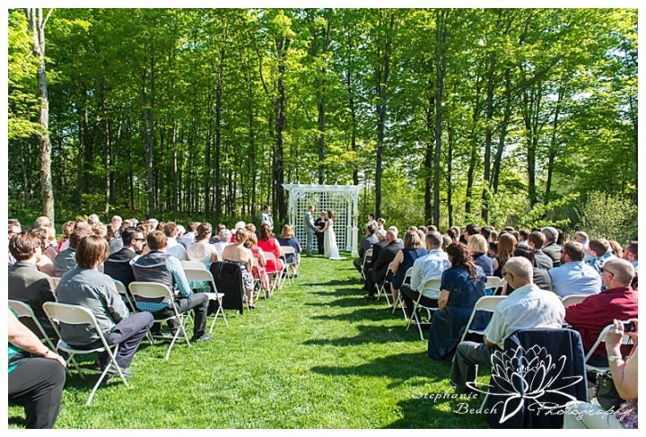 Temple's Sugar Bush Wedding Stephanie Beach Photography 13