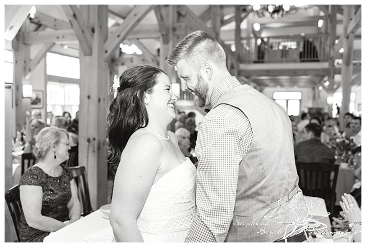 Temple's Sugar Bush Wedding Stephanie Beach Photography 34