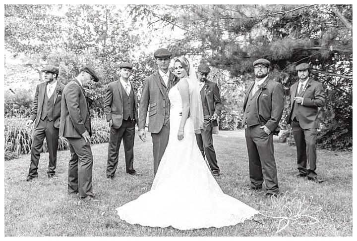 Strathmere Lodge Wedding Stephanie Beach Photography38