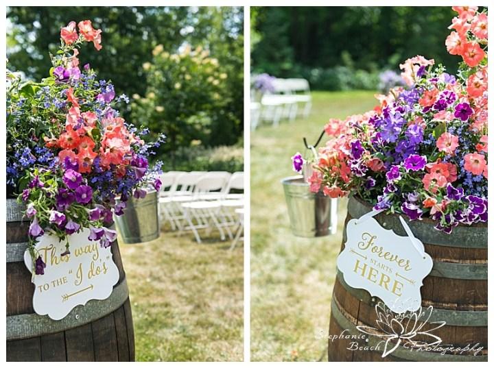 Temple's Sugar Bush Wedding Stephanie Beach Photography 55