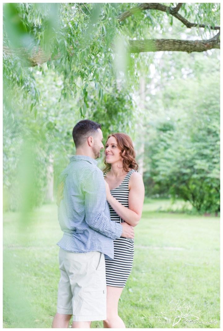 Ottawa-Arboretum-Engagement-Session-Stephanie-Beach-Photography-willow-tree