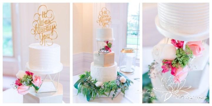 Strathmere-Inn-DIY-Wedding-Stephanie-Beach-Photography-cake-dulce-couture