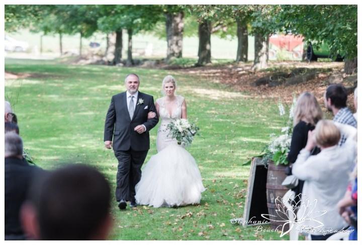 Stanleys-Olde-Maple-Lane-Farm-Wedding-Stephanie-Beach-Photography-ceremony