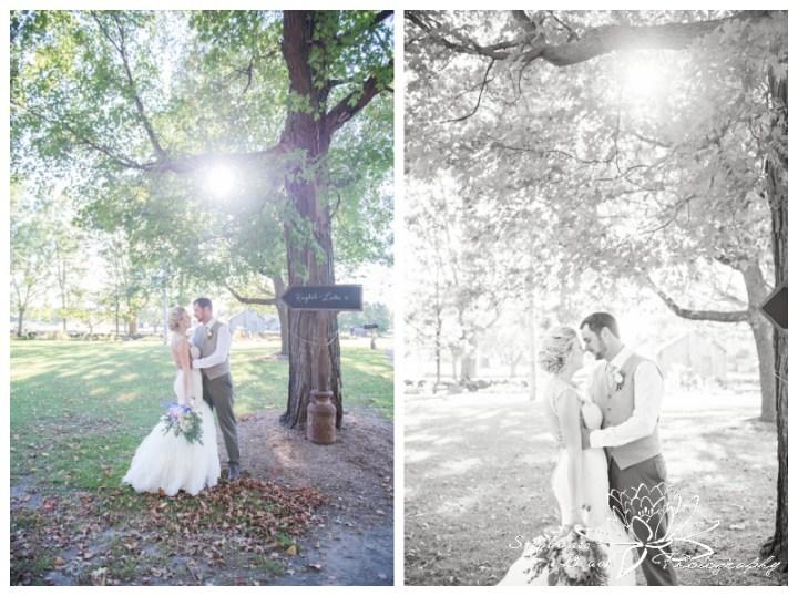Stanleys-Olde-Maple-Lane-Farm-Wedding-Stephanie-Beach-Photography-sunflare-bride-groom