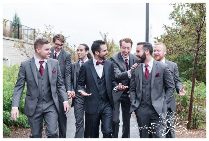 Strathmere-Lodge-Wedding-Stephanie-Beach-Photography-groom-groomsmen-portrait