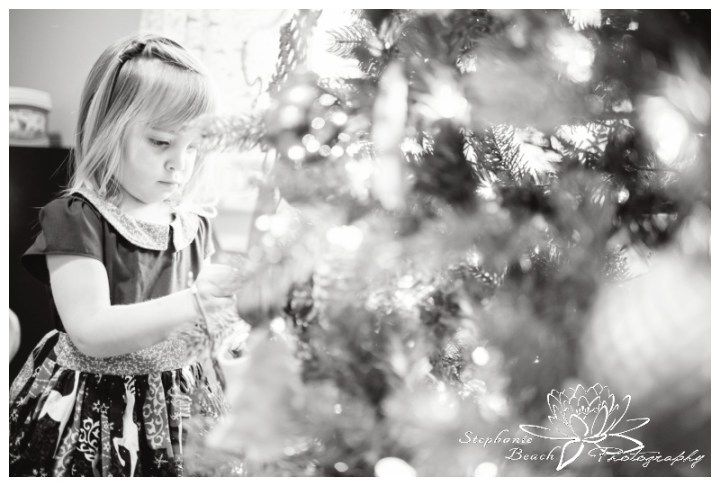Lifestyle-Christmas-Family-Session-Stephanie-Beach-Photography-Ottawa-tree-decorating-toddler