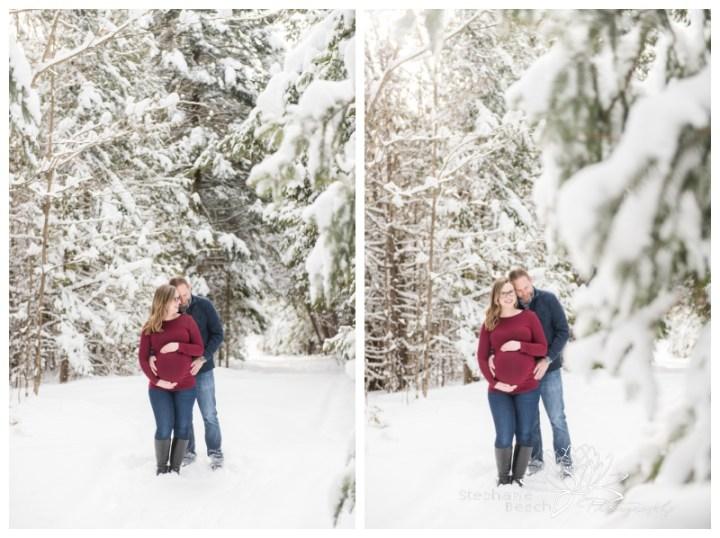 Ottawa-Winter-Maternity-Session-Stephanie-Beach-Photography