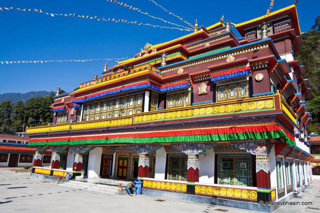 ranka monastery gangtok sikkim images