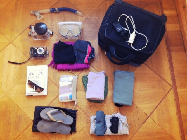 Travel packing tips for good vacation