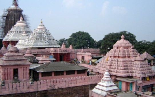 Grandeur of the Puri Jagannath Rath Yatra