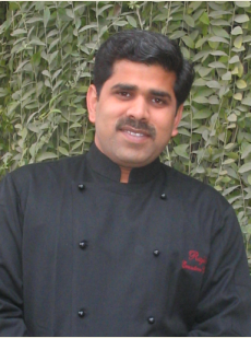 Chef Rajiv Srivastava - Sterling Holidays