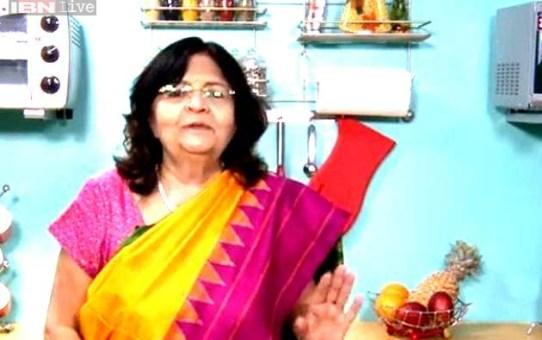 Tarla Dalal – a global culinary expert