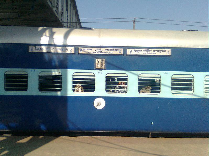 Vivek Express - Longest Train Service in India