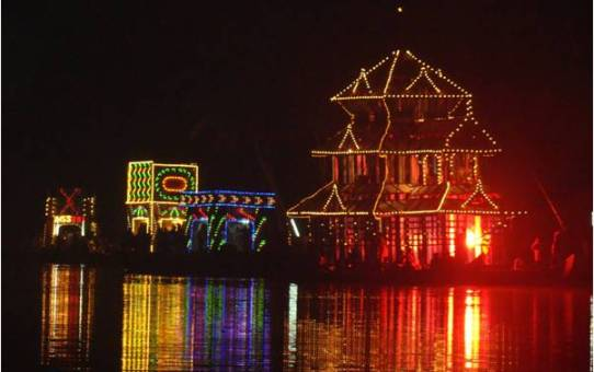Attuvela Mahotsavam – The Floating Festival of Kerala