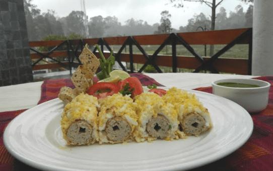 Makhmali sheek kabab