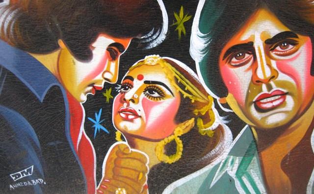 Romantic pairs of bollywood-Amitabh and Rekha-Romantic Holiday beats contest
