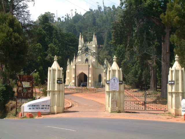St.Stephen's Church Ooty