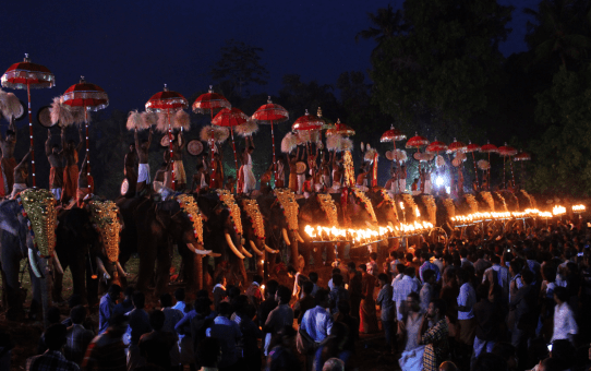 Arattupuzha Pooram – A Marvellous Display of the Kerala Tradition