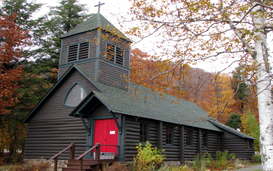 Church of St.John in the Wilderness – An Elegant Church from the British Era