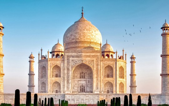 7 Facts About The Taj Mahal You May Not Know