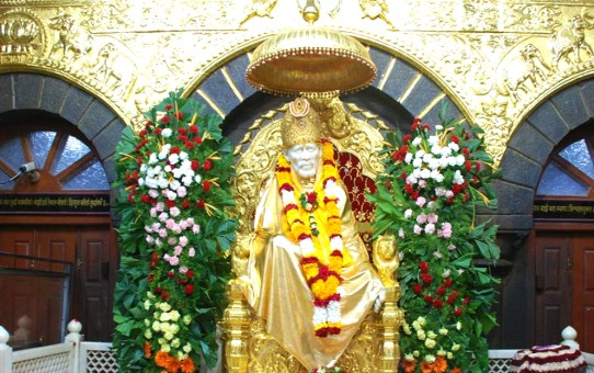 Shirdi with your toddler