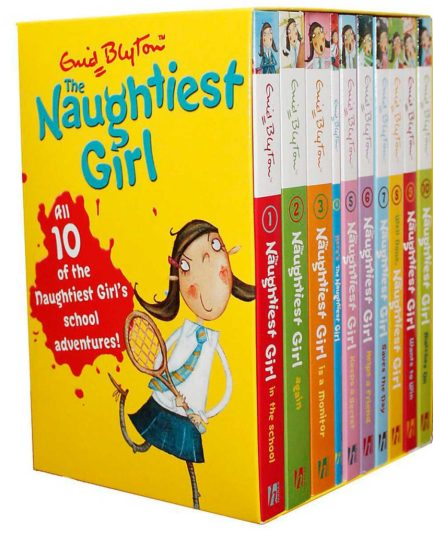 The naughtiest girl