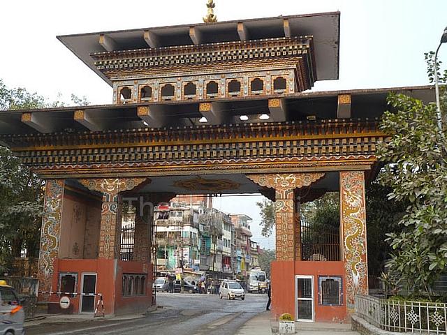 Indo-bhutan border