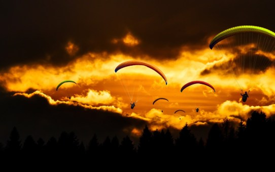Have you heard of this paragliding hub near Dharamshala?