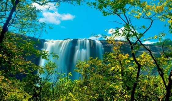 Chellarkovil Waterfalls