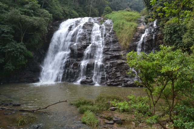 waterfalls in wayanad