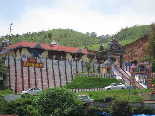 Subramanya Temple