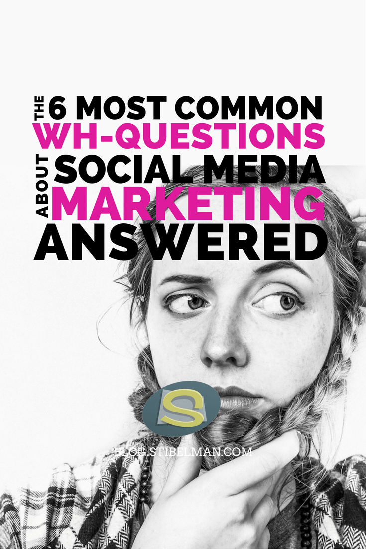 Social media marketing questions are oh so very common. Especially when it comes to businesses who are planning their first ever digital marketing