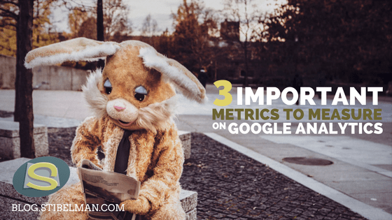 Measuring and analyzing isn't as fun as tweeting, but knowing the key metrics to measure can make the job easier, to verify what we're doing is working.