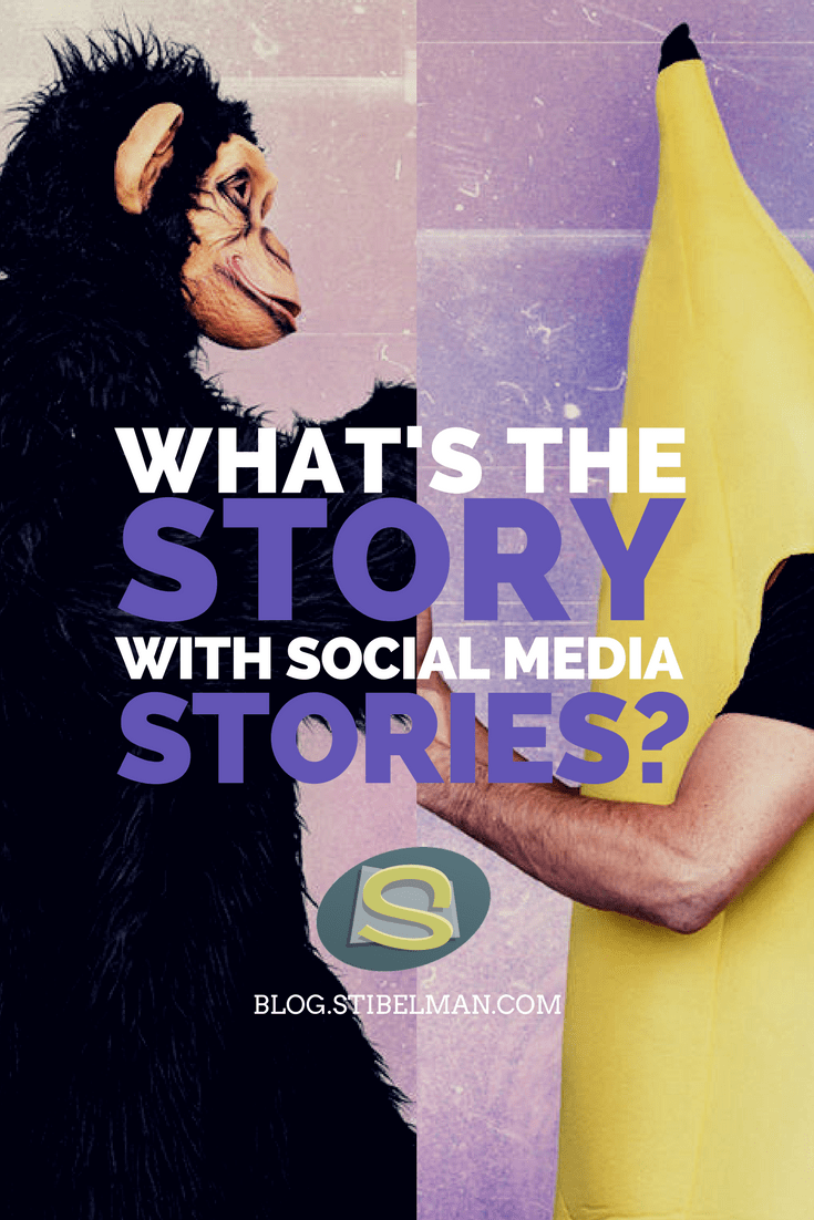 Social media stories are taking over social media. Facebook is eating up the internet and if their prey won't let them, they'll just assimilate them anyway.