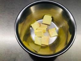 Butter und Gewürze