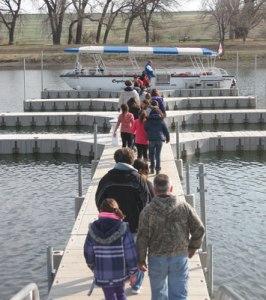 St. Joseph's fourth graders spent a day in Pierre, South Dakota.