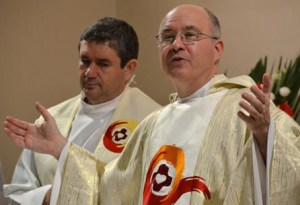 1-Fr. Steve served as St. Joseph's Director for 10 years before being elected Provincial for the Priests of the Sacred Heart.