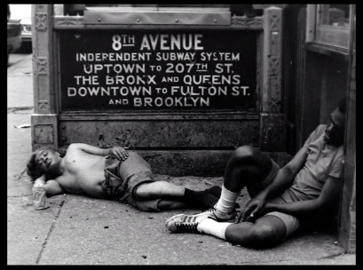 Photo: Homelessness in NYC