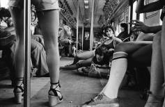 Photo: New York Subway by Susan Meiselas