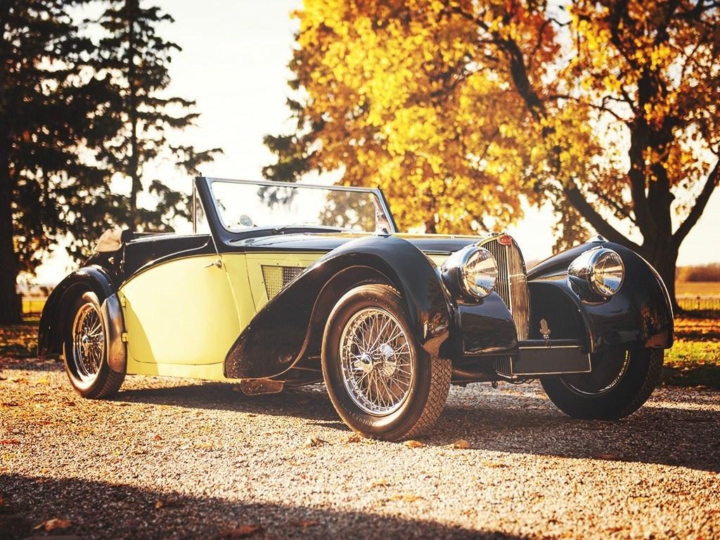 Bugatti Found In Storage Unit